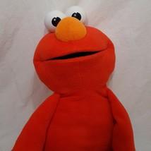 "Elmo Large Stuffed Animal 30"" Plush Toy Sesame Street Fisher Price 2002 - $54.89"