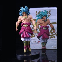 Dragon Ball Z Super Fighter Broli Action Figrues Doll 15cm - $23.10