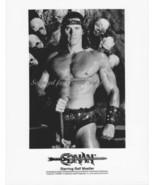 Conan the Barbarian Ralf Moeller 8x10 Photo - $6.99