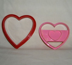 Valentine Heart Play-Doh Plastic Heart Shape Cutters image 4