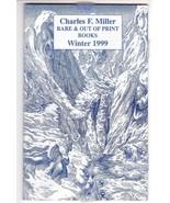 Charles Miller Rare Out Of Print Books Catalog Winter 1999 - Virgil Finl... - $5.95