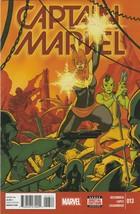 Captain Marvel #13 NM- 2015 Marvel Comics 1st print Carol Danvers DeConnick - $2.96