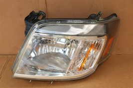 08-11 Mercury Mariner Headlight Head Light Lamp Driver Left LH POLISHED image 1