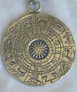 Primary image for .Horoscope pendant