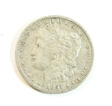 1891 O MORGAN SILVER DOLLAR (UNC) #200320 - $44.55