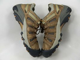 Keen Voyageur Low Top Size US 10.5 M (D) EU 44 Men's Trail Hiking Shoes Brown image 7