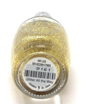 OPI Infinite Shine- Hello Kitty Collection- .5oz- Glitter all the Way, HRL43 image 2