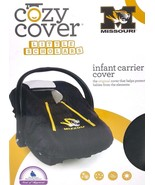 Baby Cozy Cover Little Scholars Mizzou College Sports New - $24.99