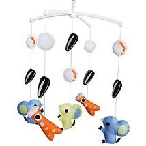 Baby Crib Musical Mobile Lovely Toy For Little Babies Crib Decoration - £38.87 GBP