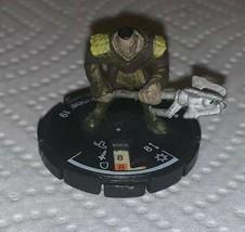 2000 Wizkids O49 Amotep Gunner 19 D & D Tabletop Game Piece - $3.67