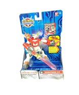 Bandai Digimon Fusion Shoutmon X4 Digi-Action Figure New - $29.99