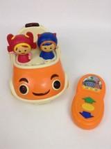 Team Umizoomi Remote Control Umicar Toy Vehicle RC w Batteries Mattel 2011 - $62.32