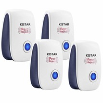 Kistar Powerful Indoor Plug-in Pest Repeller with All Types of Insects a... - $28.72