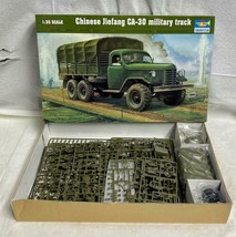 Chinese Jiefang CA-30 Military Truck 1/35 Trumpeter #1002 - $19.79