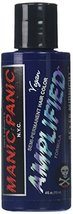 Manic Panic Amplified Semi-Permanent Hair Color Bottle, 4 oz, After Midn... - $13.37