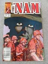 The 'Nam Vol.1. No.17 April 1988 [Comic] [Jan 01, 1988] Marvel - $3.91