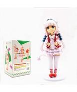 Anime Miss Kobayashi's Dragon Maid Kanna Kamui 1/6 PVC Action Figure wit... - $44.54