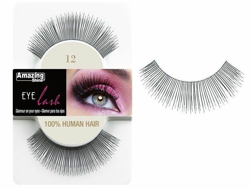 64decb314d6 Amazing Shine Lashes 100% Natural Hair False and 50 similar items