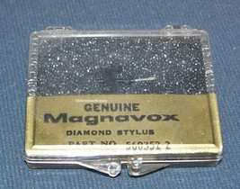 PHONOGRAPH RECORD NEEDLE STYLUS Genuine Magnavox 560352-2  560366-2 image 2