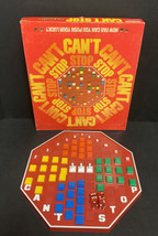 Can't Stop Board Game Parker Brothers Strategy Game 100% Complete 1980 V... - $56.09