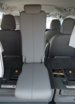 Center Middle Jump Seat Leather 79013-08100 Toyota Sienna 2017 2016 2015... - $564.26