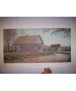 Jin Harrison's Coca Cola Barn-Signed & numbered - $3,800.00