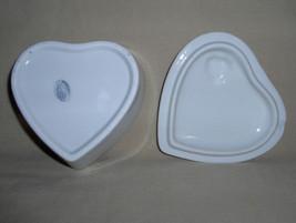 Artmark Chicago Valentine Ceramic Heart Jewel Trinket Box image 3