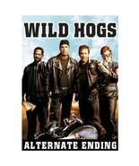 Wild Hogs (DVD, 2007) Martin Lawrence, Tim Allen, John Travolta, William... - $2.95