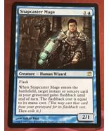Mtg Magic Proxy 1x Snapcaster Mage Commander Blackcore - $5.40