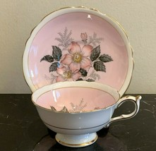Vintage Paragon Fine Bone China Cup and Saucer Numbered A703 - $99.00