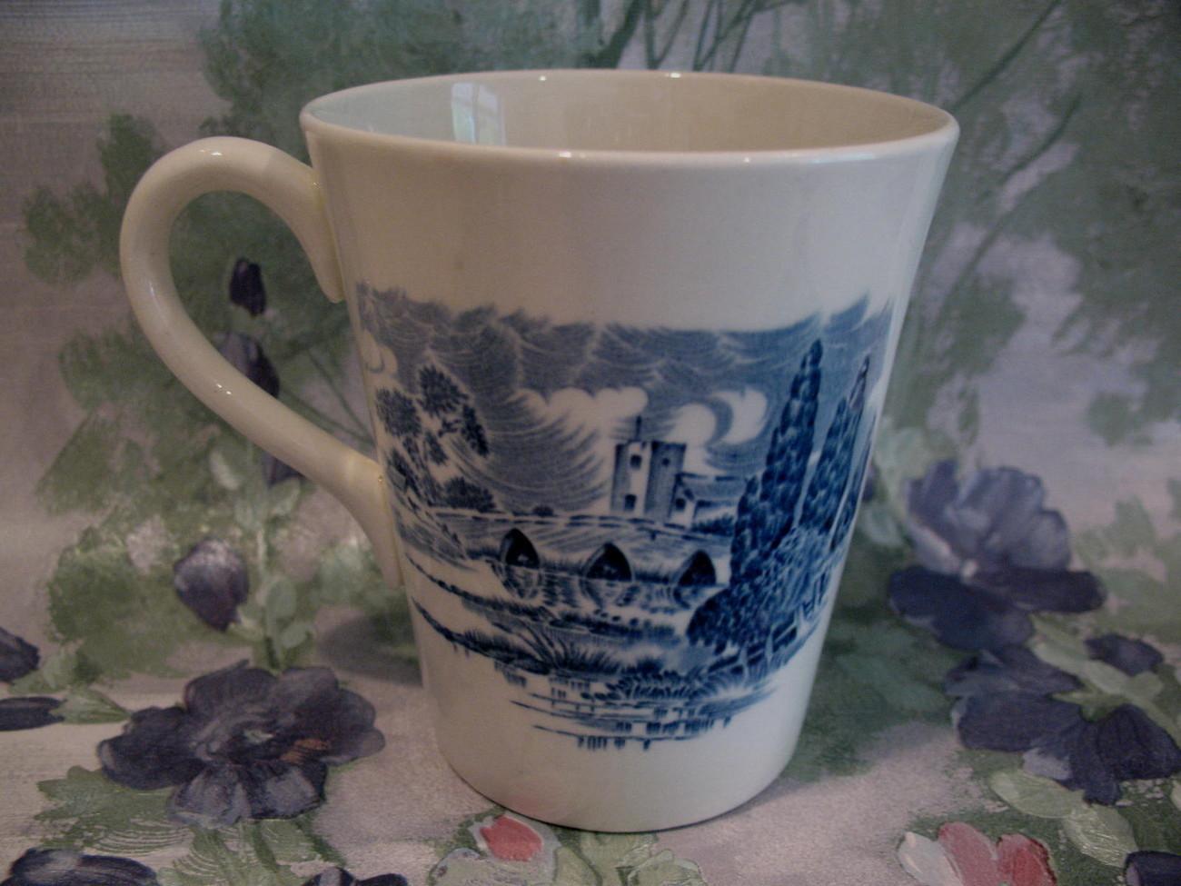 Countryside Enoch Wedgwood Coffee Mug Tea Cup Vintage