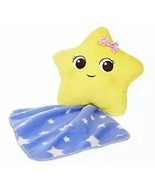 Little Tikes Baby Bum Twinkle, Star Soothing Plush Toy Baby Musical Soother NEW - $21.99