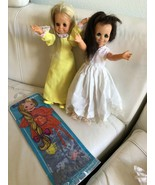 Vintage 1970's Velvet & Mia dolls Mip Clothes - $74.24