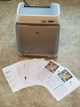 Hp Color Laserjet 2605DTN Printer Comes Exactly As Pictured!!! See Pictures!!! - $275.48