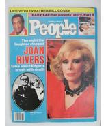 Magazine People 1984 December 10 Joan Rivers Baby Fae 1980s - $11.99