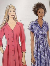 Vogue Sewing Pattern 8970 Misses Ladies Dress Size 8-16 New - $17.13