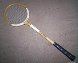 Antique vintage small tennis racket or squash racquet 001 thumb155 crop
