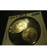 2009 D & P ROOSEVELT DIME COINS - $1.98