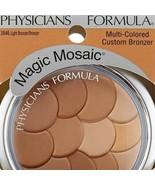 (2) Physicians Formula Magic Mosaic Multi Colored Custom Light Bronzer 3846 - $9.49