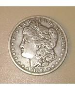 MORGAN 1891- O SILVER DOLLAR - $72.96 CAD