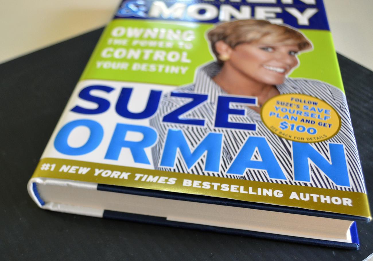 Women & Money by Suze Orman Hardcover Like New 2007