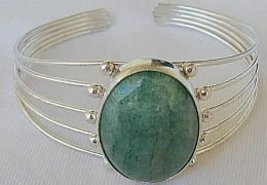 Light green bangle - $36.00