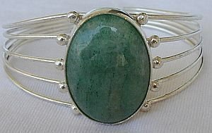 Light green bangle