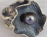 Black pearl hand made ring hma thumb155 crop