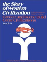 The Story of Western Civilization: Book 2 Greece and Rome Build Great Ci... - $27.08