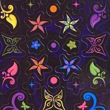 Vintage S445 Lisa Frank Sticker Sheet Dream Writers Complete + HTF UNIQUE image 2