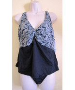 NWT COCO REEF PLUS SIZE SWIMWEAR TANKINI SWIMSUIT,SZ 20W/42C - 2X,ANIMAL... - $35.28