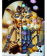 100 KINGS HIGHEST MANIFESTATION DJINN OF POWER WEALTH RULING WORLD RING ... - $3,166.35
