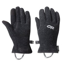Outdoor Research Women's Flurry Sensor Gloves, Black, Large - $31.34