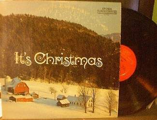 It's Christmas - Various Artists - Columbia C 10040
